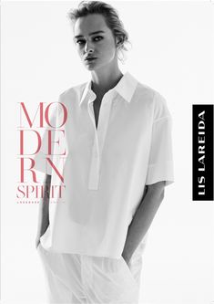 The Fashion Brand For Women – The Fashion Brand For Women White Short Sleeve Shirt, Fashion Brand, White Shorts, Spring Summer, Spirit, Coat, Modern, Mens Tops, Jackets
