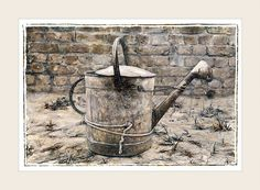 The Watering Can - Marlene Neumann