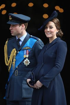 The Duke and Duchess of Cambridge joined the royal family at St Paul's Cathedral for a service marking the end of combat operations in Afghanistan.