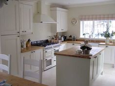 Building a kitchen extension