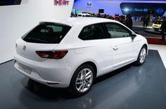 Lançamento do SEAT Leon SC no Salão Automóvel de Genebra 2013
