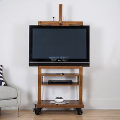 Shop cullen deco walnut tv stand entertainment center haven home by tv stands and entertainment centers . Walnut Tv Stand, Solid Wood Tv Stand, Flat Tv, Flat Panel Tv, Tv Stands, Rolling Tv Stand, Tv Center, Tv Stand And Entertainment Center, Corner Tv