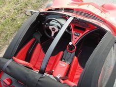 SECMA F16 with Gull-Wing Doors. http://secmavehicule.com/secma-f16 ...