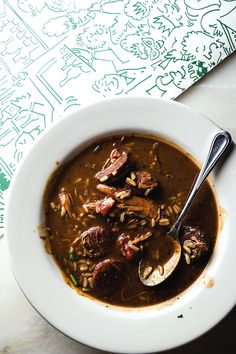 New Orleans Gumbo Recipe | SAVEUR