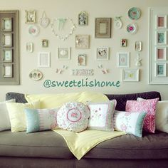 @ ELISA sweet home: Vintage Wall Decor