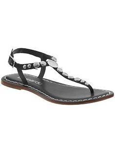 Bernardo classic drape stone//nappa leather sandals