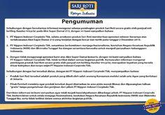 Klarifikasi Sari Roti Menuai Kontroversi pada Aksi Belas Islam Jilid 3 (Aksi 212)