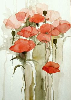 Red Poppies | Anca Toth
