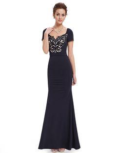 aeebee113ae0 Ever Pretty Women's Elegant Sexy Long Evening Dres 08522: Amazon.co.uk:  Clothing