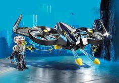 Na melyik az a drón, amelyikre nem kell engedély? :) Hétvégén az egyik barátunknál vendégeskedtünk és feltűnt egy csúcs játék. Egy drónos! Ez a Playmobil Mega Drone (9253). Naná, hogy kipróbáltuk. :) Playmobil Mega Drone Nagyon tetszett benne a leengedhető kampó. Nem csak fogjuk a drónt és repülőhangot kiadva rohangálunk, hanem pl egy társunk megmentéséhez... A Ezzel bárhol felszállhatsz bejegyzés először a RC-Klub modell webáruház jelent meg. Play Mobile, Porsche 911 Targa, Playmobil Porsche, Collection Playmobil, Detective Party, Top Agents, Color Negra, Akita, Summer Fun