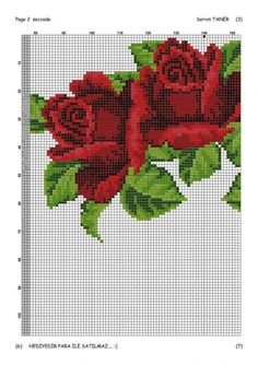 1 million+ Stunning Free Images to Use Anywhere Cross Stitch Rose, Cross Stitch Flowers, Cross Stitch Embroidery, Cross Stitch Patterns, Free To Use Images, Book Markers, Rico Design, Bargello, Rug Hooking