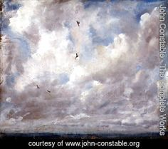 John Constable - Cloud Study, 1821