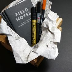 Get a monthly delivery of premium notebooks, art supplies & creative curiosities at Maker Monthly.