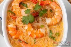 Receita de Sopa de bobó de camarão em receitas de sopas e caldos, veja essa e…