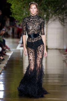 Zuhair Murad Autumn/Winter 2017 Couture | British Vogue
