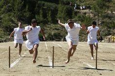 Los Juegos Olímpicos de la Antigüedad que se están disputando en Grecia - Yahoo Deportes