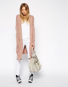 pink cardigan sweater - Google Search