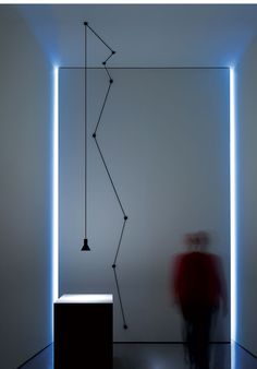 N-EURO Suspension Lamp by Beppe Merlano for Davide Groppi   Yellowtrace.