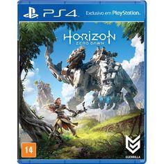 Game Horizon Zero Dawn - PS4 - Submarino.com