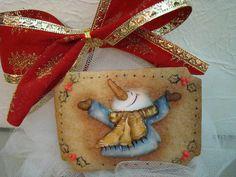 Bolacha Decorada Boneco de Neve | Flickr - Photo Sharing!