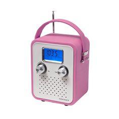 Love! Tune In Radio in Pink   dotandbo.com
