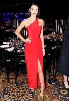 The 11 Models Who Stole The Show at the amfAR New York Gala via @WhoWhatWear