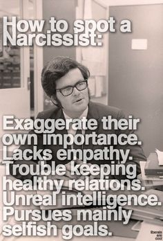 Narcissistic Personality Disorder..... He appeared so normal to me but I have seen every side to him now and it is terrifying. These narcissists are usually able to hide their abnormal behavior around co workers and family etc, but because I was in constant contact with this guy 24/7, he couldn't hide his distorted mind from me.