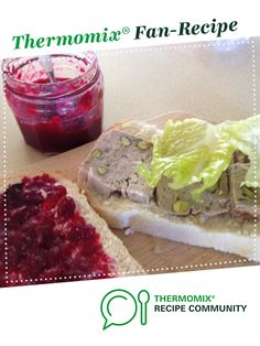 Recipe Beetroot Relish by Leanne Sloss, learn to make this recipe easily in your kitchen machine and discover other Thermomix recipes in Sauces, dips & spreads. Relish Recipes, Jam Recipes, Baking Recipes, Sweet Recipes, Relish Sauce, Beetroot Relish, Spiced Pear, Recipe Community, Kitchen Recipes