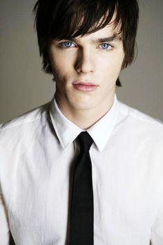 Nicholas Hoult. Might I remind you, Nic, that 'Warm Bodies' is plural. Thus it'll only be allowed if you warm my body :D