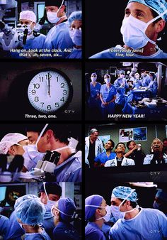 happy new year. #greysanatomy