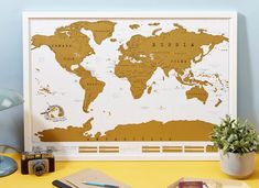 Harta razuibila Am fost acolo Toile Photo, Poster Mural, Decoration, Vintage World Maps, Globe, Home Decor, Names Of Countries, Cadre Photo, Wall Decals