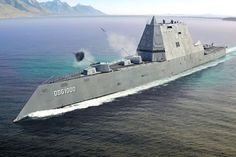 ARMY DDG-1000 USS Zumwalt class
