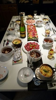 dishes for dinner