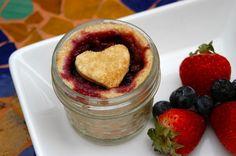 Nothing cuter! Very Very Berry mini pies. #wfmWinaVitamix