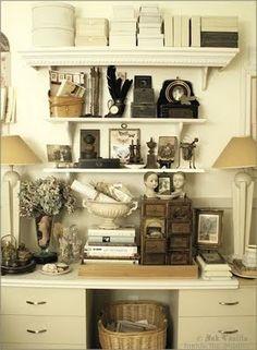 love this wallshelves