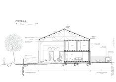 Gallery of Maison D / Fouquet Architecture Urbanisme - 16