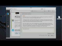 Fluent.io, una interfaz alternativa para Gmail simple y agradable  http://www.genbeta.com/p/67308