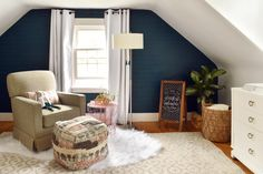 Boho Chic Teal and Blush Nursery - Project Nursery A gorgeous nursery teal accent wall is the perfec Blush Nursery, Boho Nursery, Nursery Decor, Room Decor, Nursery Ideas, Teal Nursery, Nursery Inspiration, Beautiful Interior Design, Beautiful Interiors
