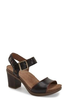 Dansko 'Debby' Platform Sandal (Women) available at #Nordstrom