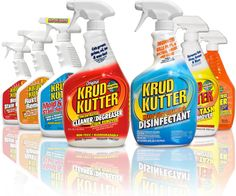 Krud Kutter products work great.