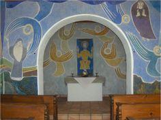 In der Kapelle St. Wendelin, Hagnau, Merenschwand