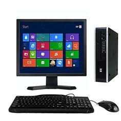HP Elite Computer, C2D 3.0, New 4GB, 160GB, DVDRW, WiFi, 17-inch Monitor LCD (Certified Refurbished) #Elite #Computer, #DVDRW, #WiFi, #inch #Monitor #(Certified #Refurbished)