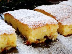 Pénteki süti: a hibátlan túrós