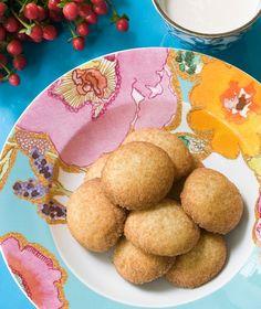 pavlorones Cookie Desserts, Fun Desserts, Cookie Recipes, Biscuits, Biscotti Cookies, Flan, Recipe Using, Cereal, Muffin