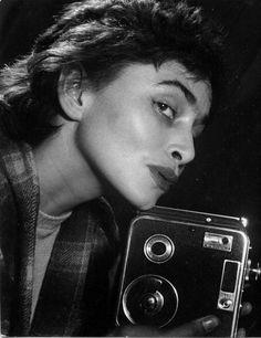 """Věra Chytilová, Director of the crazywonderful Czech masterpiece, """"Sedmikrasky"""" (Daisies)"""