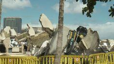 Godzilla filming creates fake mayhem in Waikiki #HINews