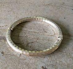 Milor Italy 925 sterling silver bracelet Estate Jewelry