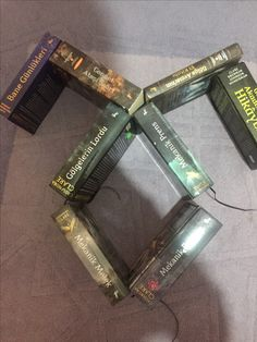 Tmi and tid and tda books whit angelic power rune