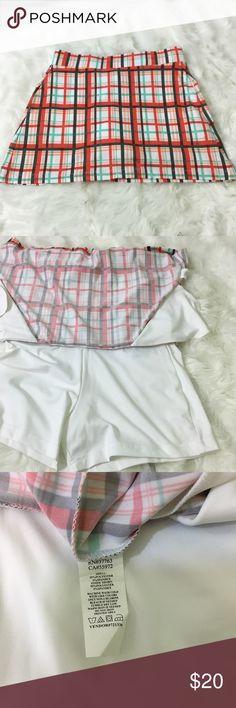 PGA Golf Skort OGA Golf skort with pockets PGA Tour Shorts Skorts