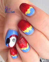 Nail design ideas for south america trip